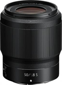 Nikon-Nikkor-Z-50mm-f18S-Portrait-Lens on sale