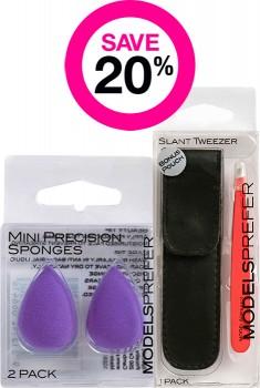 Save-20-on-Models-Prefer-Beauty-Accessory-Range on sale