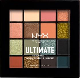 NYX-Professional-Makeup-Ultimate-Shadow-Palette-Utopia-1ea on sale