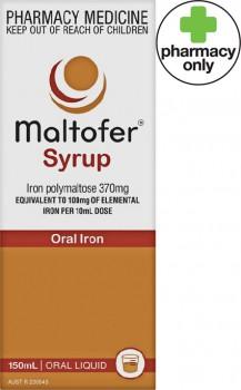 Maltofer-Syrup-150mL on sale