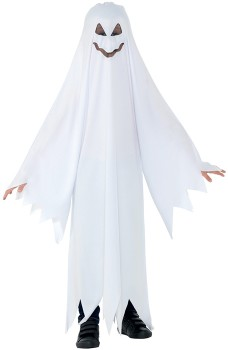 Ghost-Robe-Costume-Ages-4-6 on sale