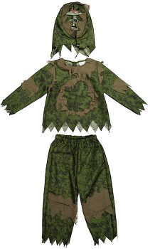 Zombie-Mummy-Costume on sale