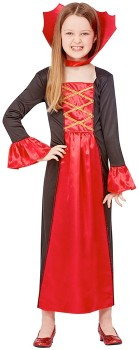 Vampire-Costume-Ages-6-8 on sale