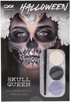OXX-Halloween-Face-Kit-Skull-Queen on sale