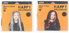 Black-Wig-Assorted on sale