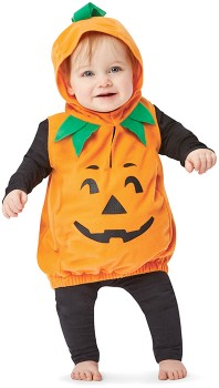 Infant-Pumpkin-Costume on sale