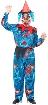 Clown-Suit-Costume-Ages-6-8 on sale