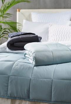 50-off-Koo-Elite-Summer-Weighted-Blanket on sale