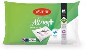 Tontine-Allergy-Plus-Standard-Pillow on sale