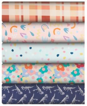 Print-Plain-Polar-Fleece-Nursery-Fleece on sale