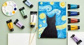 25-off-Reeves-Paints-Mediums on sale
