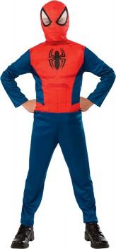 Marvel-Spiderman-Costume on sale