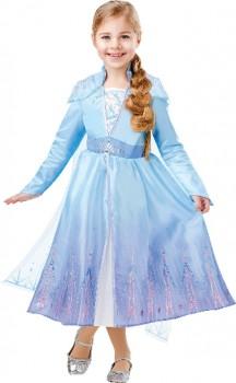 Frozen-Elsa-Kids-Costume on sale