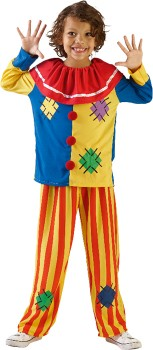 Spartys-Kids-Clown-Costume on sale