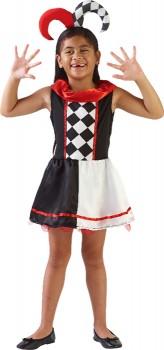 Spartys-Kids-Jester-Costume on sale