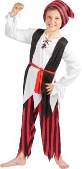 Spartys-Kids-Pirate-Costume on sale