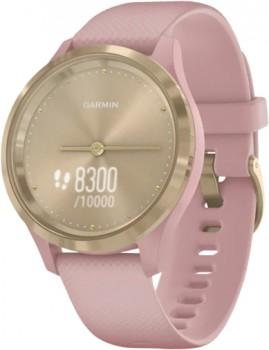 Garmin-Vivomove-3S-Watch-Small-Gold-Rose on sale