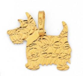 9ct-Gold-Pendant on sale
