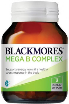 Blackmores-Mega-B-Complex-75-Tablets on sale