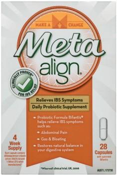 Meta-Align-Daily-Probiotic-Supplement-28-Capsules on sale