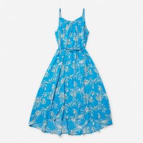 Woven-Maxi-Dress on sale