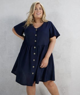 Smock-Dress on sale