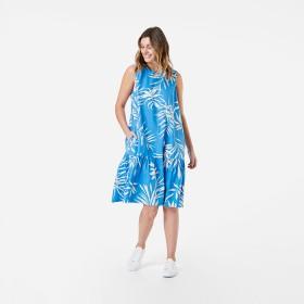 Drop-Hem-Medi-Dress on sale