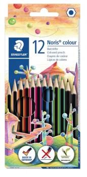 Staedtler-12-Pack-Noris-Coloured-Pencils on sale