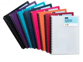 JBurrows-A4-20-Pocket-Display-Books on sale