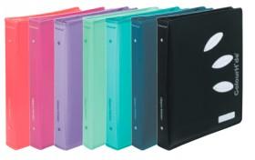 ColourHide-A4-2-D-Ring-25mm-Zip-Binders on sale
