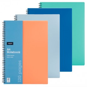 JBurrows-A4-120-Page-70gsm-Spiral-Notebooks on sale