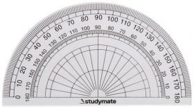 Studymate-180-Degree-Protractor-10cm on sale