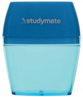 Studymate-2-Hole-Barrel-Sharpener-Blue on sale