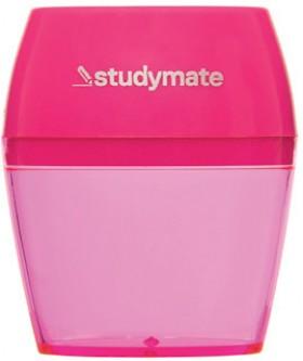 Studymate-2-Hole-Barrel-Sharpener-Pink on sale