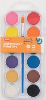 Kadink-12-Colour-Watercolour-Paint-Set on sale