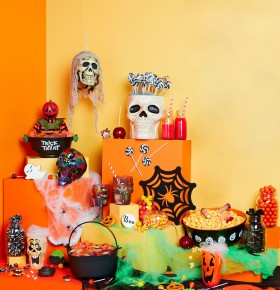 Halloween-Assorted-Products on sale