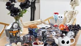 Nightmare-Before-Christmas-Tableware on sale
