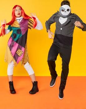 Sally-Finkelstein-Jack-Skellington-Costumes on sale