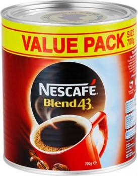 Nescaf-Blend-43-700g-Value-Pack on sale