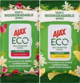 Ajax-110-Pack-Multipurpose-Wipes on sale
