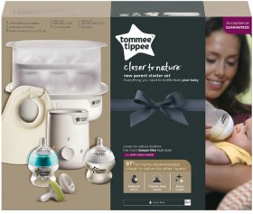 NEW-Tommee-Tippee-Parent-Starter-Kit on sale