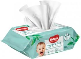 Huggies-80-Pack-Wipes-Fragrance-Free on sale