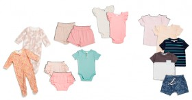 Dymples-Assorted-Babywear on sale