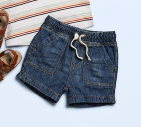 Dymples-Denim-Shorts on sale