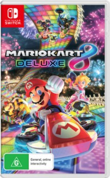 Nintendo-Switch-Mario-Kart-8-Deluxe on sale