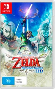 Nintendo-Switch-The-Legend-of-Zelda-Skyward-Sword-HD on sale