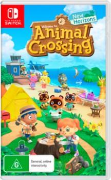 Nintendo-Switch-Animal-Crossing-New-Horizons on sale