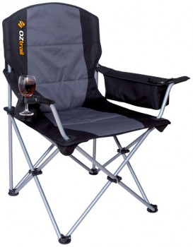 OZtrail-2-Tone-Presidents-Camping-Chair on sale