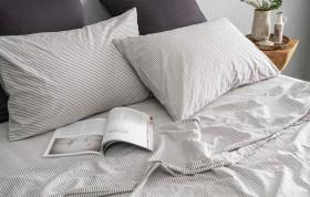 Tontine-Vintage-Wash-Sheet-Sets-Charcoal on sale