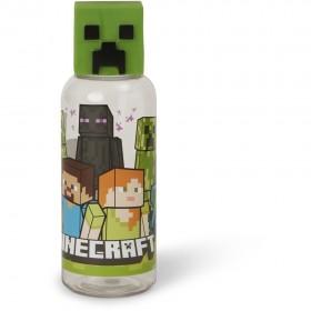 Minecraft-3D-Topper-Drink-Bottle-560ml on sale